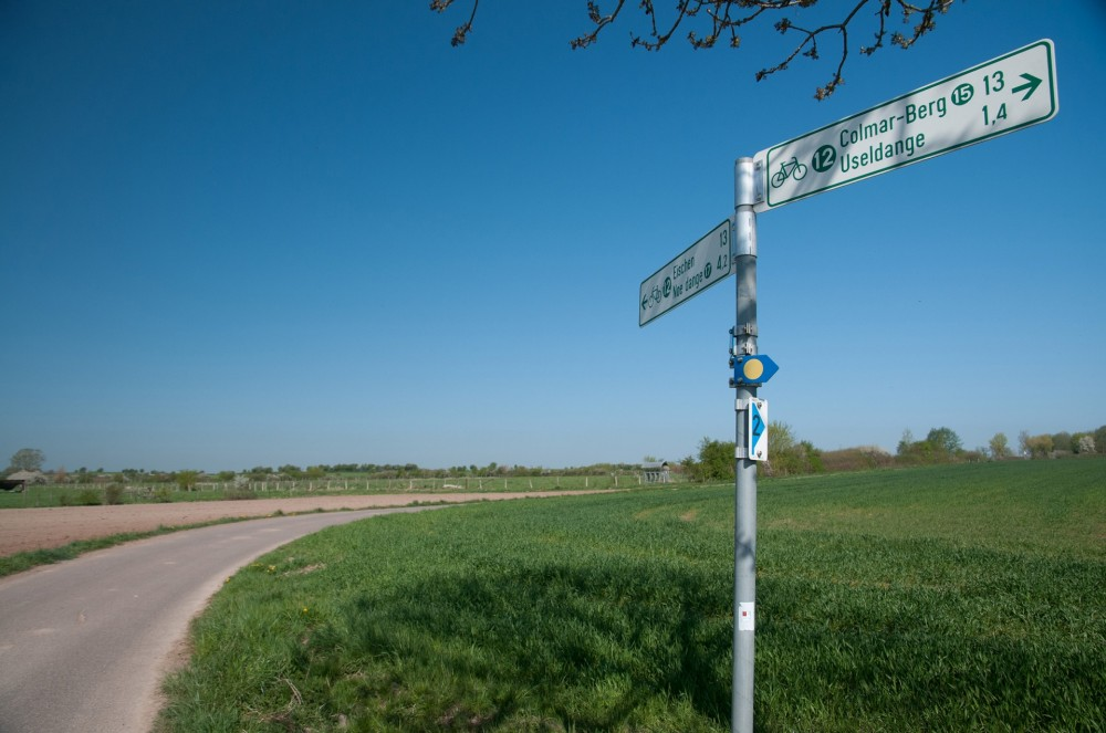 Kehlen - Cycle Path © Jeannot Weber