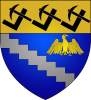 Coat of arms mertzig luxbrg