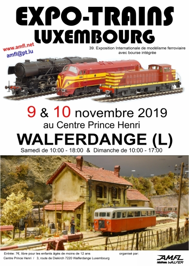 Expo-Trains Luxembourg - IMG 1