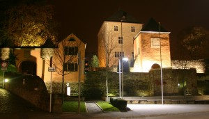 Mersch by Night © Henri Krier